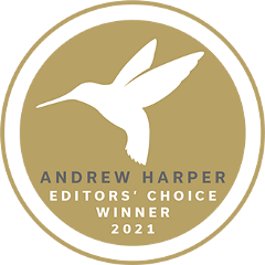 Andrew Harper Winner Badge